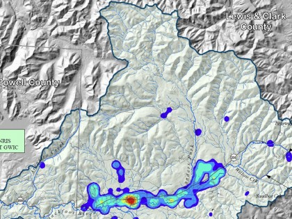 Blackfoot River Watershed Assessment and TMDL